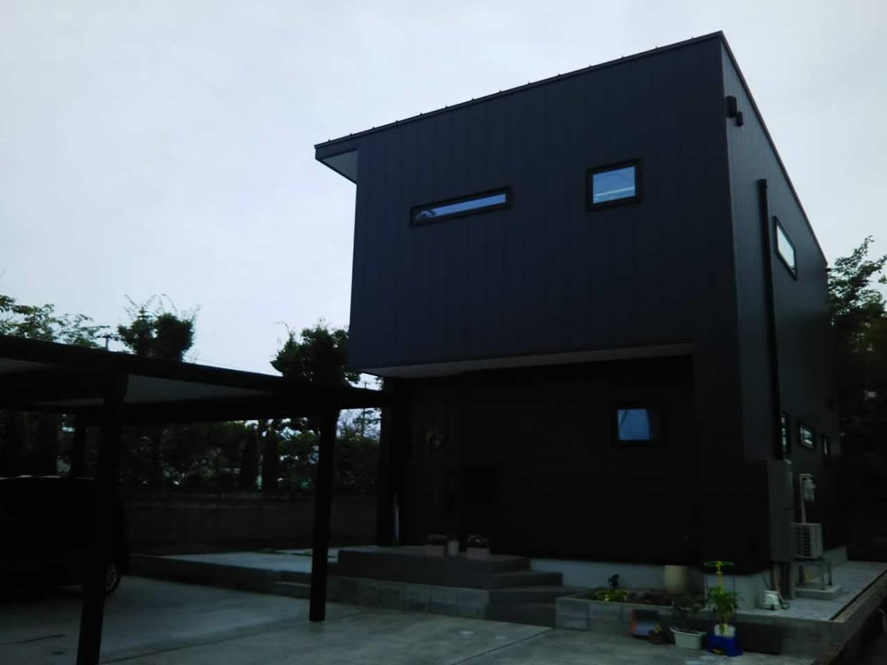 施工事例 「片付く家」