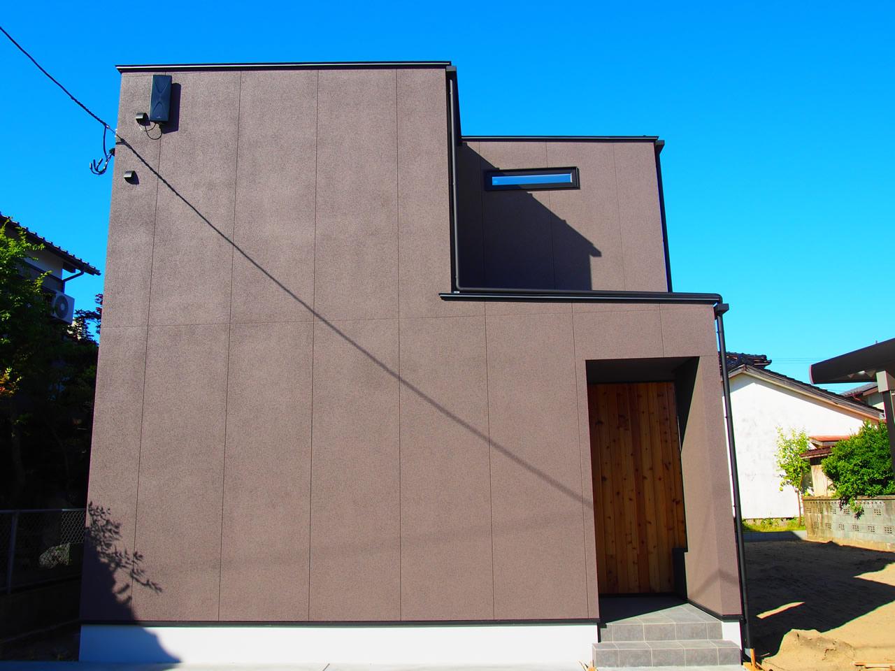 施工事例 「オンリーワンの家」
